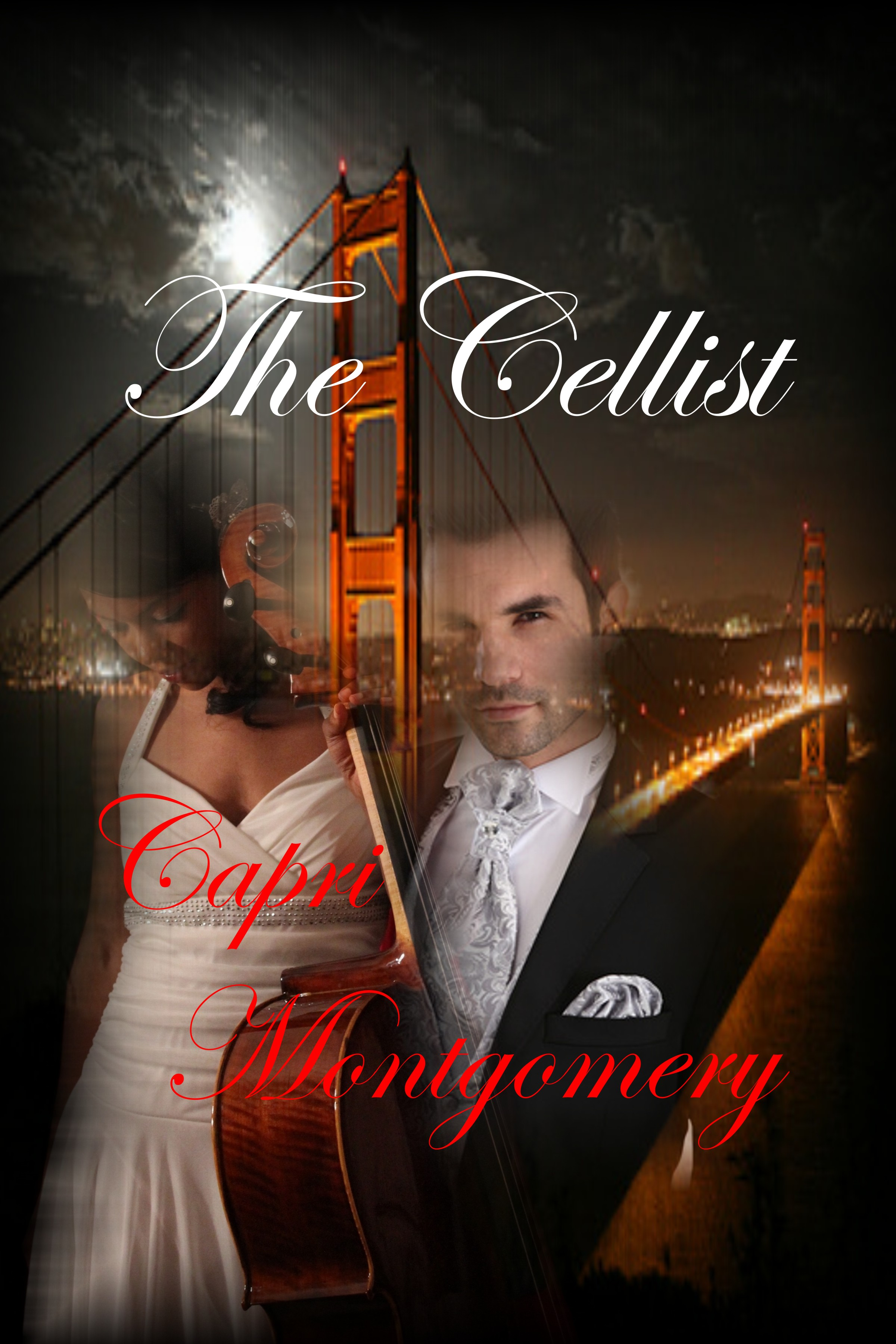 The Cellist Book Cover