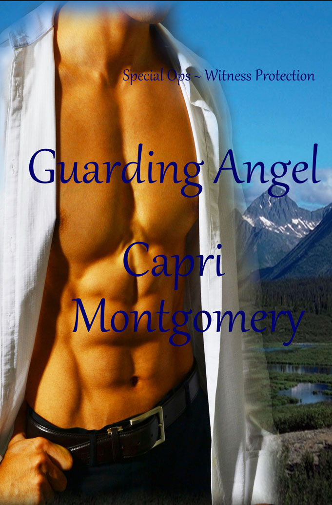 Guarding Angel book cover.
